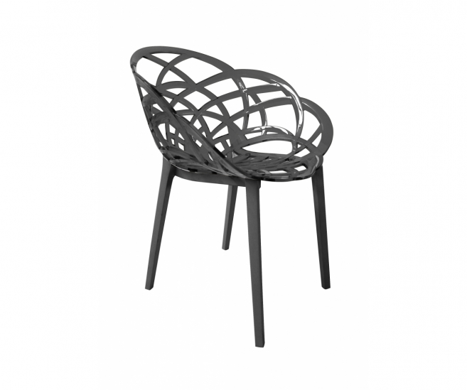 Flora papatya by mng - Chaise fauteuil design pas cher ...