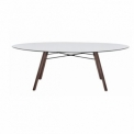 WOX IROKO TABLE ELLIPSE 2000x1200