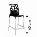 EGO ROCK BAR STOOL 65cm